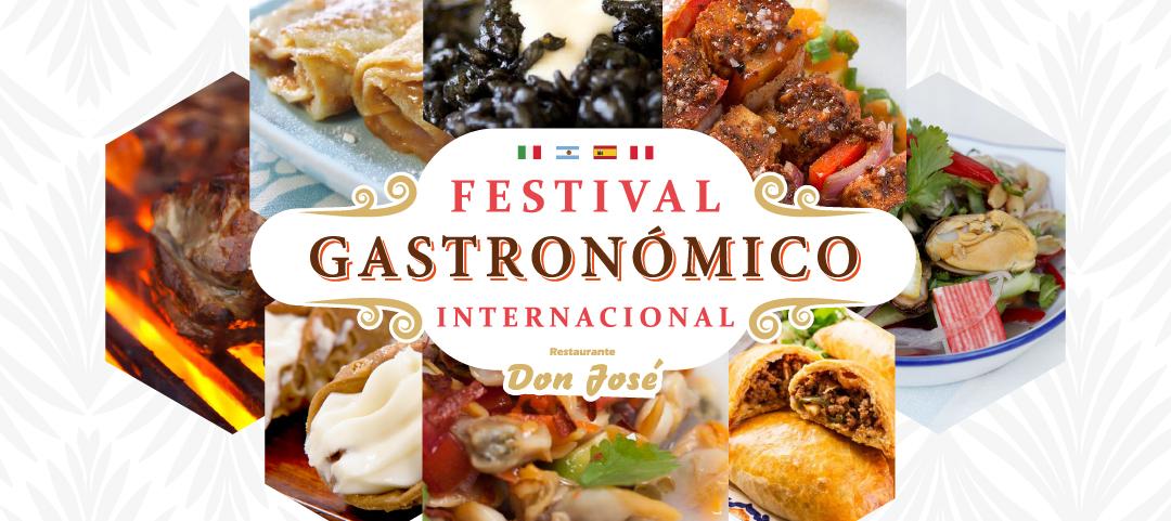 Festival Gastronómico Internacional Don José Torrejón de Ardoz