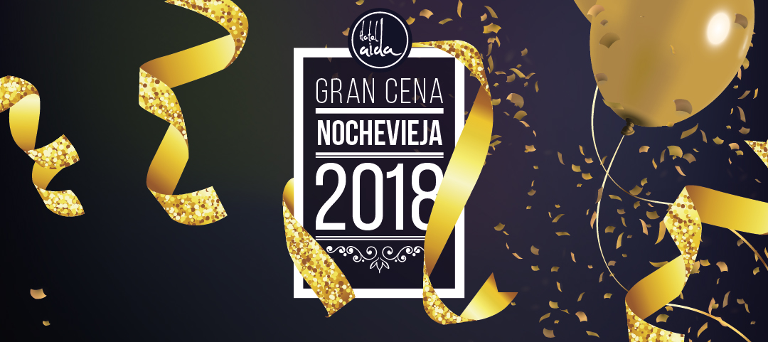Gran Cena de Nochevieja 2018 Torrejón de Ardoz