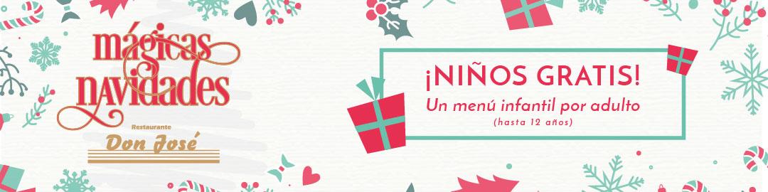 Mágicas Navidades Don José